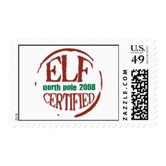 sellos certificados duende