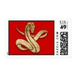 Sellos chinos del Año Nuevo 2013 - año de la serpi