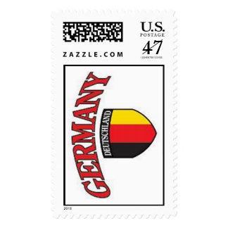 Sellos de Alemania Deutschland