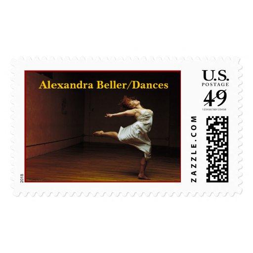 Sellos de Alexandra Beller/de las danzas