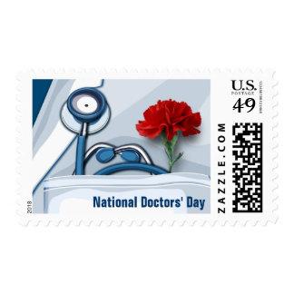 Sellos de Day del nacional de los doctores