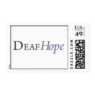 Sellos de DeafHope