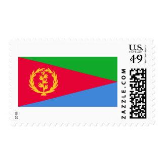 Sellos de Eritrea USPS