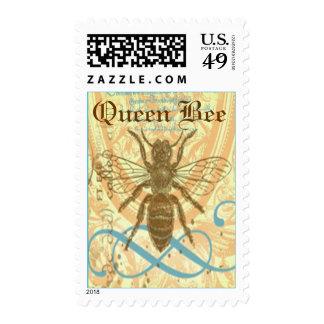 Sellos de la abeja reina