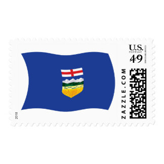 Sellos de la bandera de Alberta