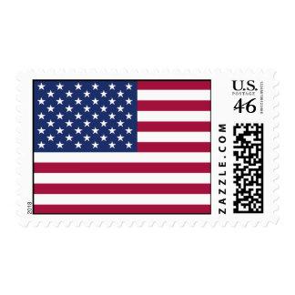 Sellos de la bandera de Amercian