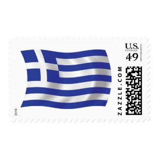 Sellos de la bandera de Grecia