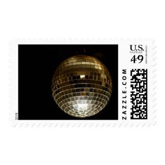 Sellos de la bola de discoteca