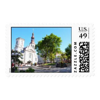 Sellos de la catedral de la basílica de Notre Dame