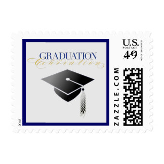 Sellos de la celebración de la graduación