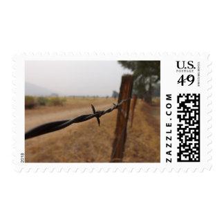 Sellos de la cerca de alambre de Barb
