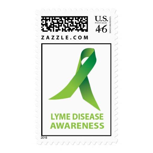 Sellos de la conciencia de la enfermedad de Lyme