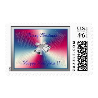 ¡Sellos de la Feliz Año Nuevo de las Felices Navid