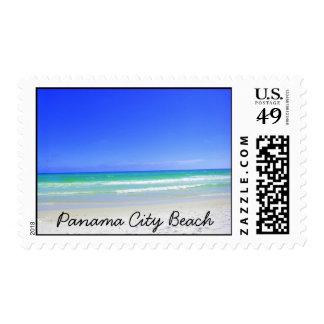 Sellos de la Florida de la playa de ciudad de Pana