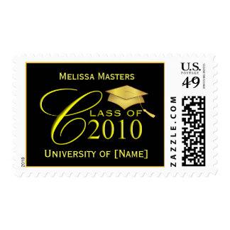 Sellos de la graduación - clase de 2010