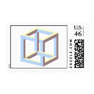 sellos de la ilusión del cubo