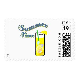 Sellos de la limonada