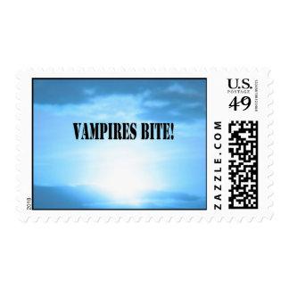 Sellos de la mordedura de los vampiros