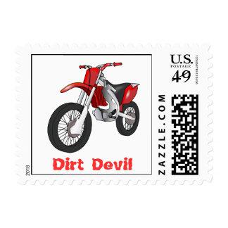 Sellos de la motocicleta