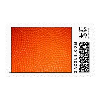 Sellos de la piel del baloncesto