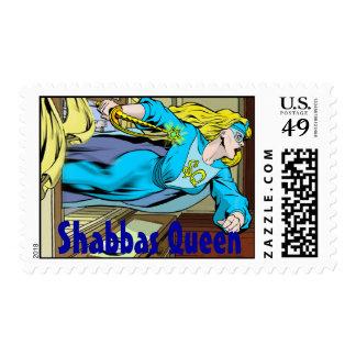 Sellos de la reina de Shabbas