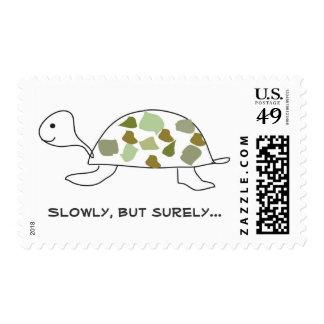 Sellos de la tortuga