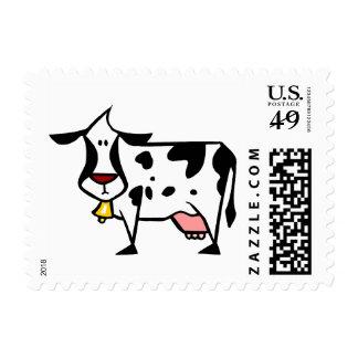 Sellos de la vaca lechera (PEQUEÑOS)
