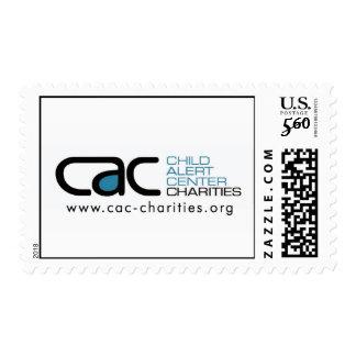 Sellos de las CAC-Caridades (correo urgente)