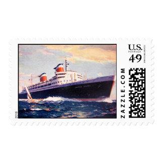 Sellos de los E.E.U.U. - SS Estados Unidos