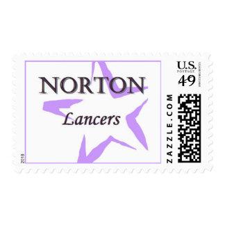 Sellos de los lanceros de Norton