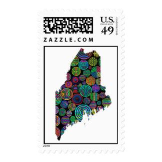 Sellos de Maine