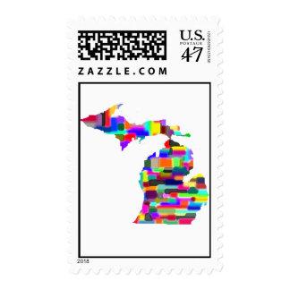 Sellos de Michigan