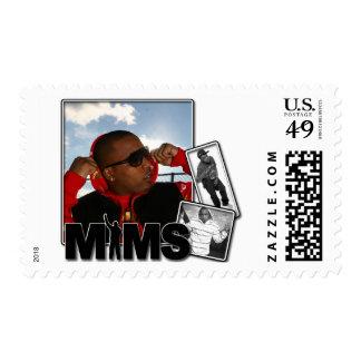 Sellos de MIMS - álbum de foto