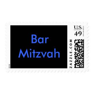 Sellos de Mitzvah de la barra