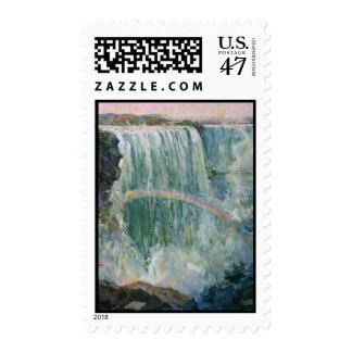 Sellos de Niagara Falls del vintage
