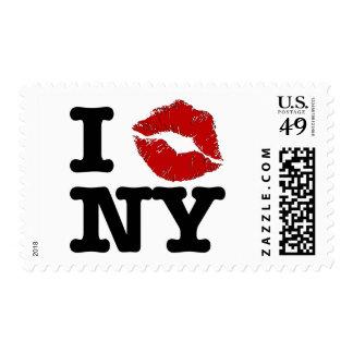 """Sellos de Nueva York del """"smooch I"""""""