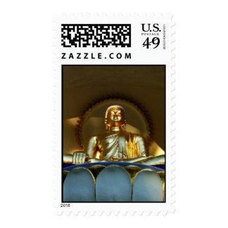 Sellos de oro de Buda