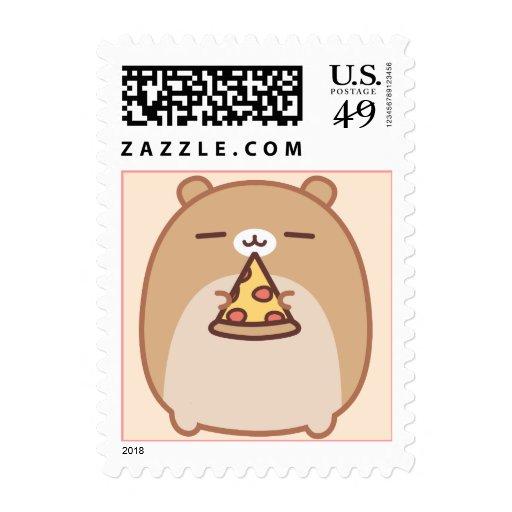 Sellos de Psushi de la pizza