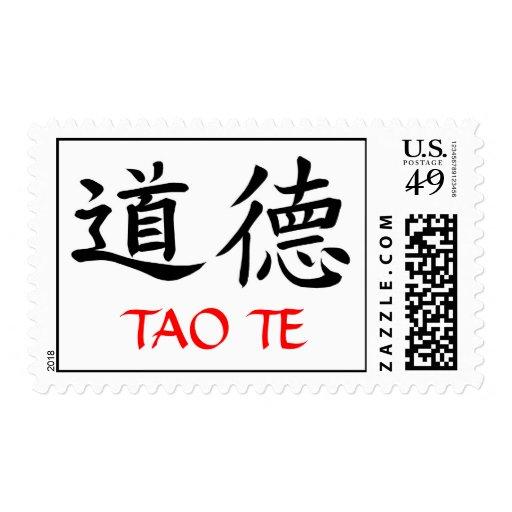 Sellos de Tao Te
