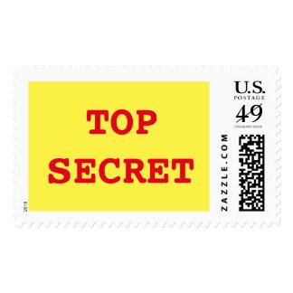 """Sellos del """"agente secreto/del espía"""""""