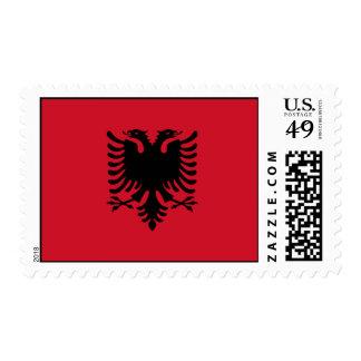 Sellos del albanés