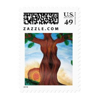 Sellos del árbol de la mujer
