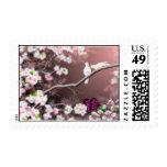 Sellos del asilo de la flor de cerezo