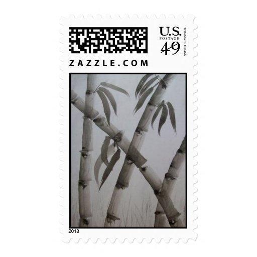 sellos del bambú