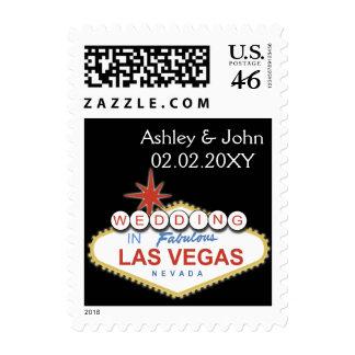 Sellos del boda de Vegas