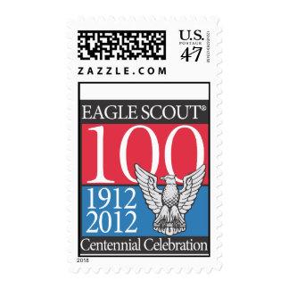 Sellos del Centennial de Eagle Scout