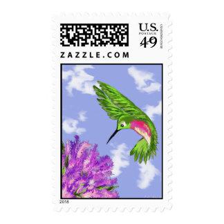 Sellos del colibrí