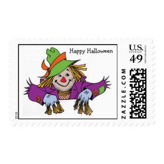 Sellos del ~ del feliz Halloween