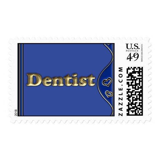 Sellos del dentista