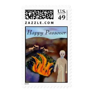 Sellos del día de fiesta del Passover